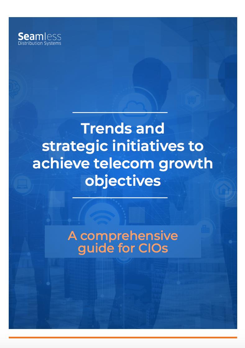 Telecom CIO growth objectives and strategic initiatives